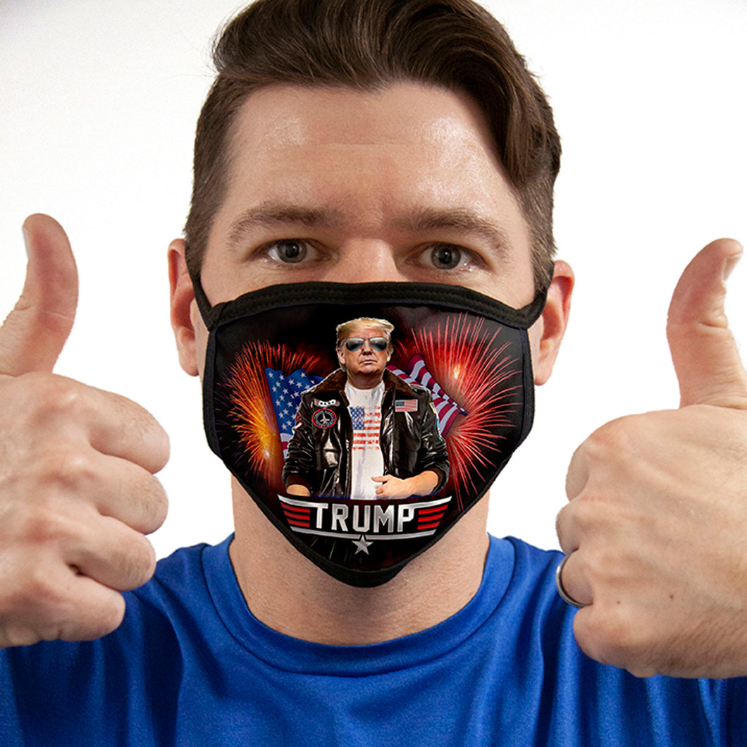 Trump FACE MASK Top Trump 2020 Cover Your Face Masks