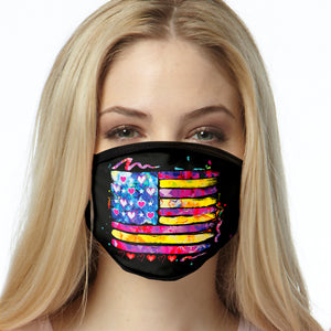 Flag FACE MASK Cover Your Face Masks