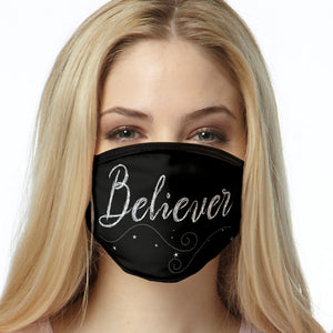 Believer FACE MASK Cover Your Face Masks