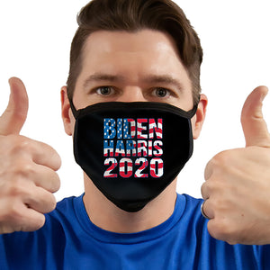 Biden Harris Flag 2020 FACE MASK Cover Your Face Masks