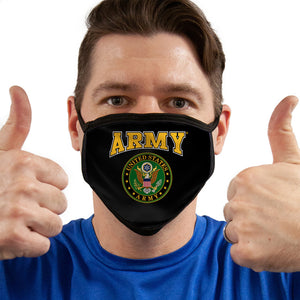Army FACE MASK US Army Officially Licensed