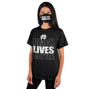 Black Lives Matter T-SHIRT SET - Cover Your Face