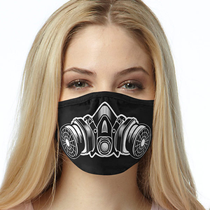 Gas Mask FACE MASK Cover Your Face Masks