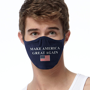 Make America Great FACE MASK Flag Cover Your Face Masks