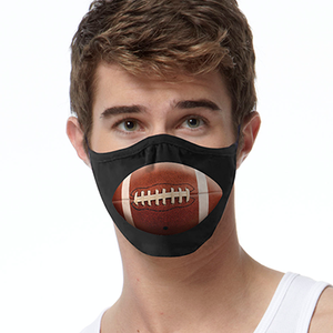 3D FOOTBALL FACE MASK Cover Your Face Masks