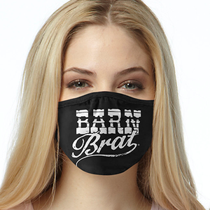 Barn Brat FACE MASK Cover Your Face Masks