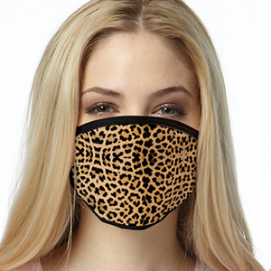 Leopard FACE MASK Cover Your Face Masks