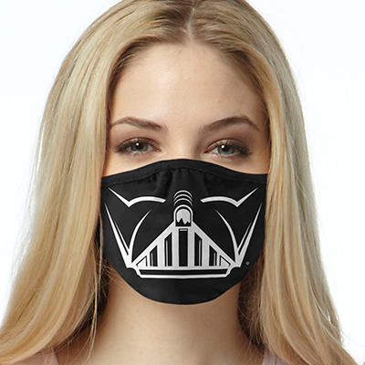 Vader FACE MASK Cover Your Face Masks