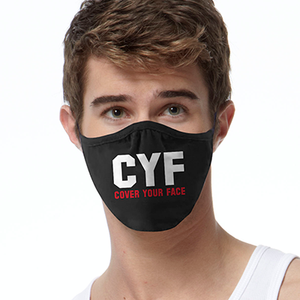 CYF FACE MASK Cover Your Face Masks