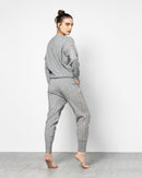 METAL BEADED WOOL ACTIVEWEAR 1833 - ملابس رياضية