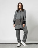 ACTIVEWEAR WITH COTTON TWILL BUCKETS 1862 - ملابس رياضية