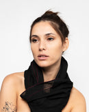 PLAIN EDGE STITCH SCARF 1709 - سكارف