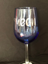 Load image into Gallery viewer, Custom wine glasses