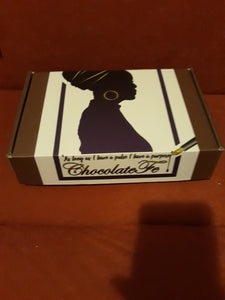 Chocolate Drop Box