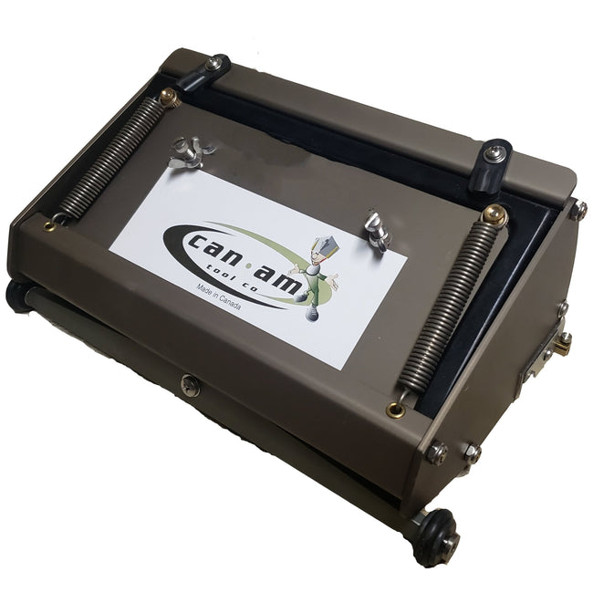 "CanAm 12"" Finishing Flat Box - Toolriver 