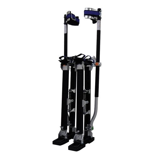 "Circle Brand 18"" to 30"" EZ Stride Adjustable Stilts - Magnesium - Toolriver 
