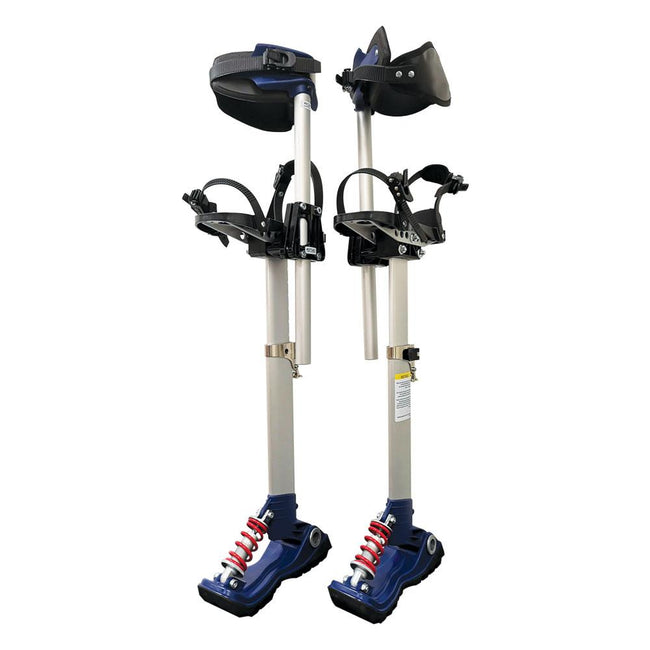 "Circle Brand 18"" to 30"" SkyStrider Stilts – Aluminum - Toolriver 