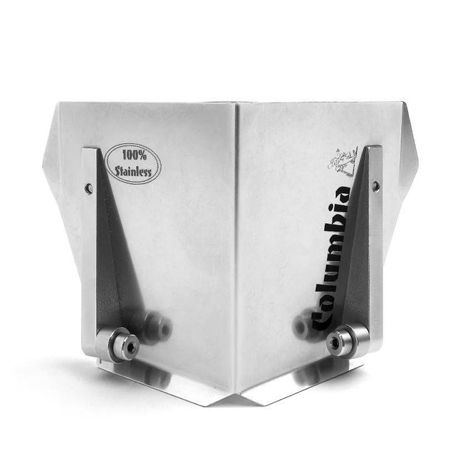 "Columbia 4"" Indirect Corner Flusher - Toolriver 