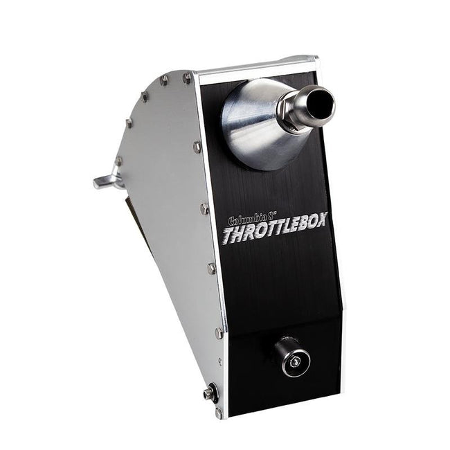 "Columbia 8"" Throttle Corner Box - Toolriver 