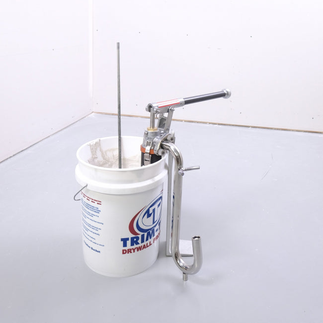 Drywall Master Quick Clean Loading Mud Pump - Toolriver | Online Taping Tools Boutique - Loading Pumps - Drywall Master