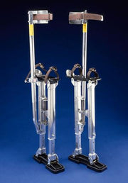 "Dura-Stilts 24"" to 40"" Model III Original Adjustable Stilts - Aluminum - Toolriver 
