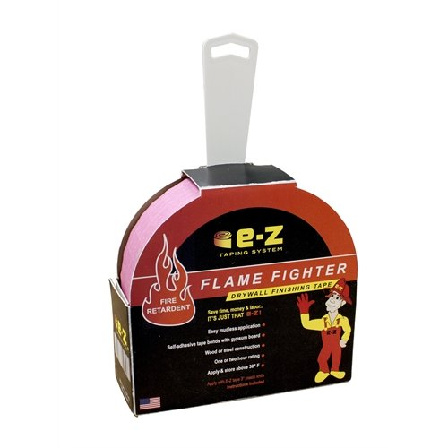 "E-Z Flame Fighter Joint Tape - 1.89"" x 250' Roll - Toolriver 