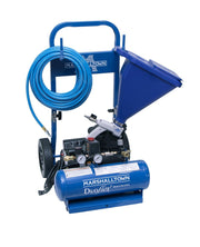 Marshalltown Compressor w/ SharpShooter® I Hopper Gun & Hose Kit - Toolriver | Online Taping Tools Boutique - Spray Machines - Marshalltown