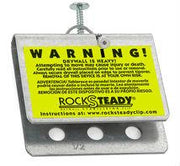 RockSteady Drywall Stabalizing Security Clips - 50pcs/box - Toolriver | Online Taping Tools Boutique - Drywall Fastener - RockSteady