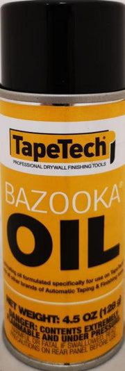 TapeTech Bazooka Oil - 4.5OZ - Toolriver | Online Taping Tools Boutique - Cleaning and Maintenance - Tapetech