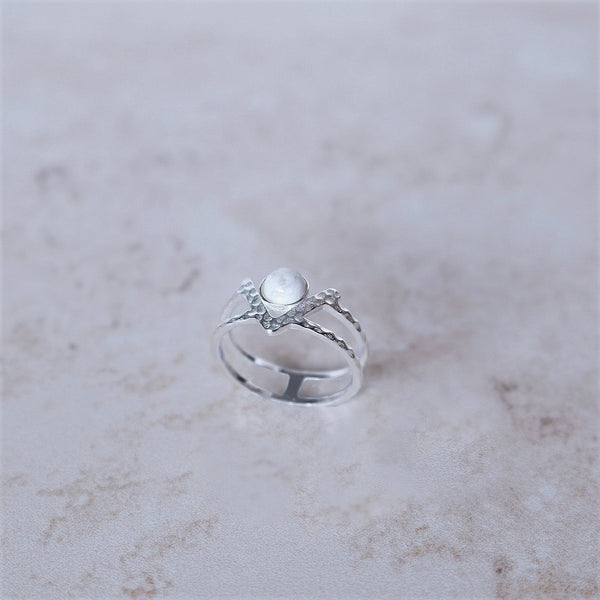 Luxe Howlite Ring