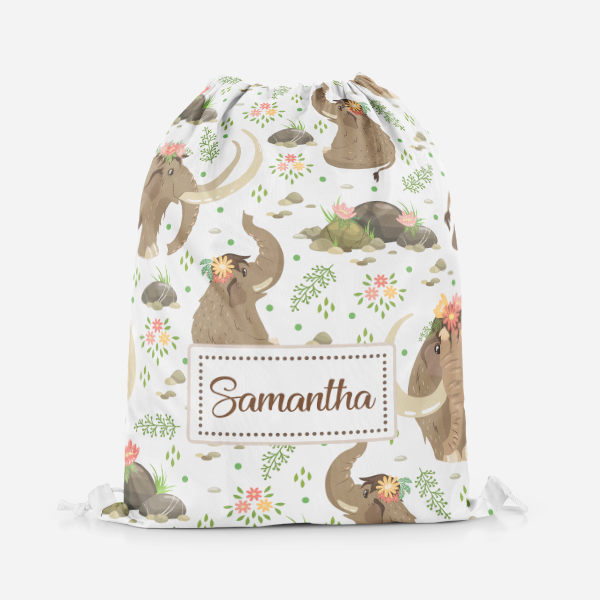 Mammoth Drawstring Bag