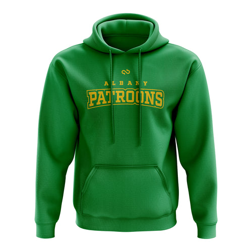 Albany Patroons Secondary Logo Hoodie