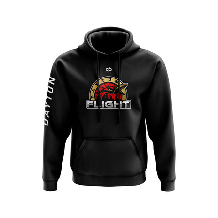 Dayton Flight Secondary Logo Hoodie