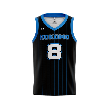 Kokomo Bobkats Official Away Jersey