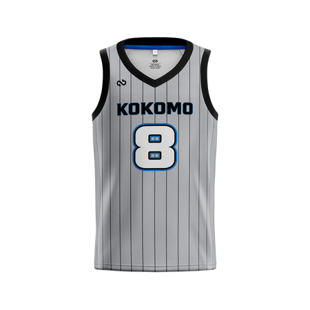 Kokomo Bobkats Official Home Jersey