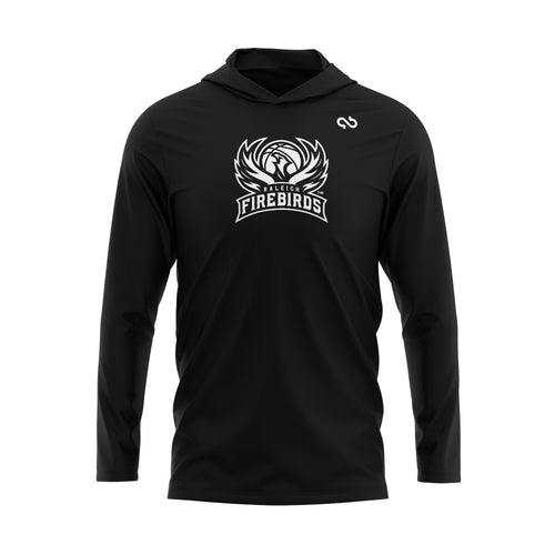 Raleigh Firebirds Blackout Series Hoodie
