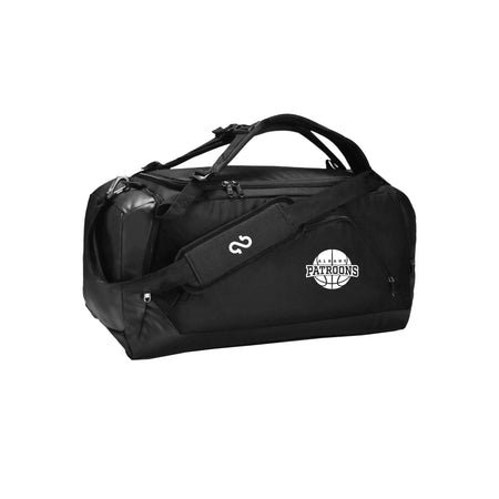 Albany Patroons Official Travel Bag
