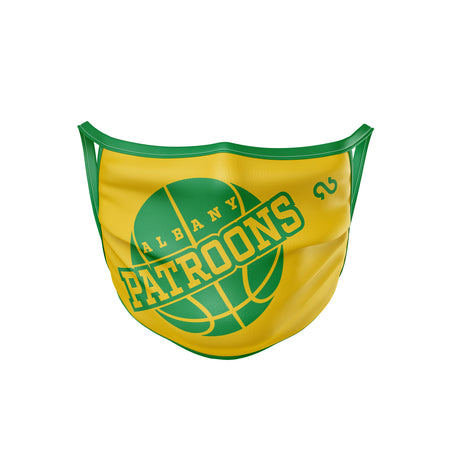 Albany Patroons Face Mask