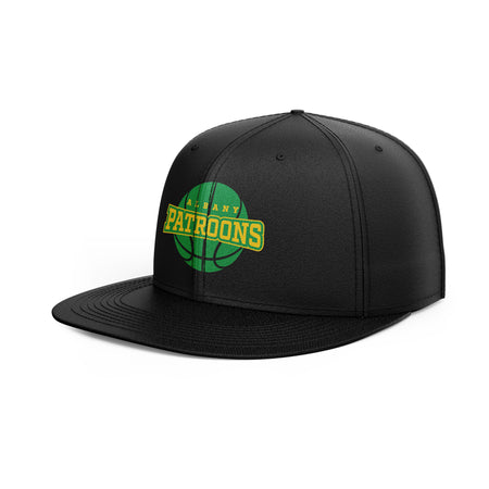 Albany Patroons Official Team Logo Hat · Flat
