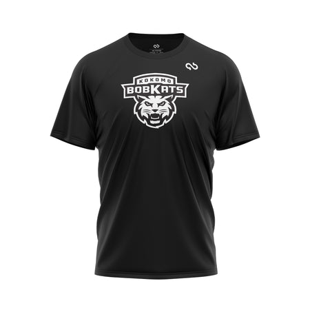 Kokomo Bobkats Blackout Series Shirt