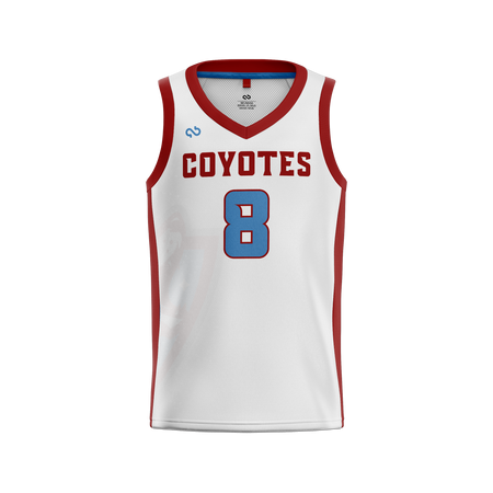 Carolina Coyotes Official Home Jersey