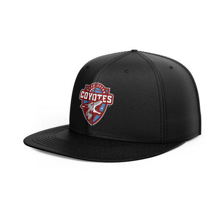 Charleston Coyotes Official Team Logo Hat · Flat