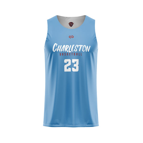 Charleston Coyotes Combine Series Double Sided Jersey