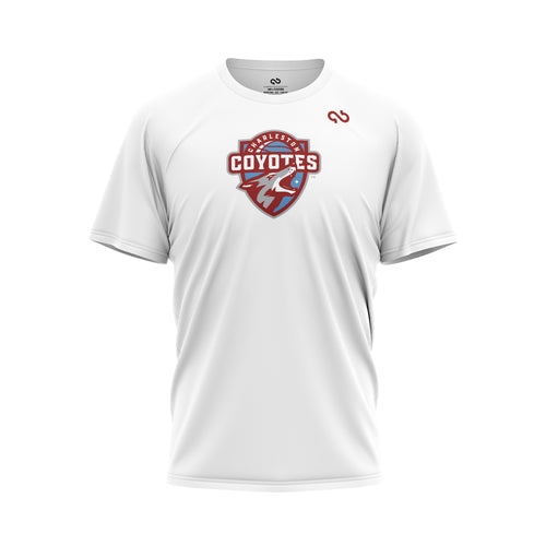 Charleston Coyotes Primary Logo Shirt