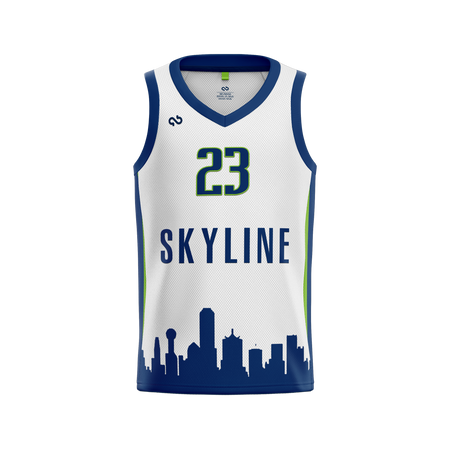 Dallas Skyline Official Home Jersey