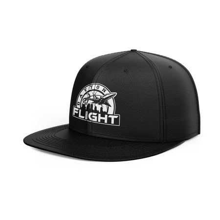 Dayton Flight Official Team Logo Hat · Flat (Whiteout)