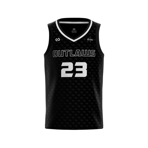 Enid Outlaws Official Away Jersey