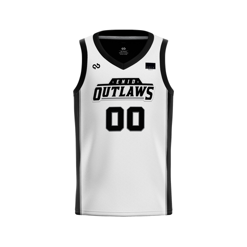 Enid Outlaws Official Home Jersey