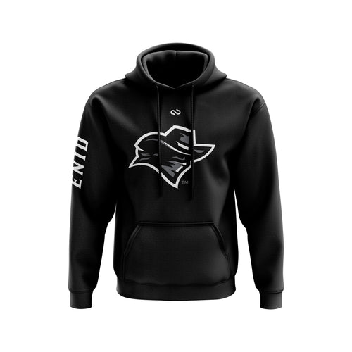 Enid Outlaws Secondary Logo Hoodie