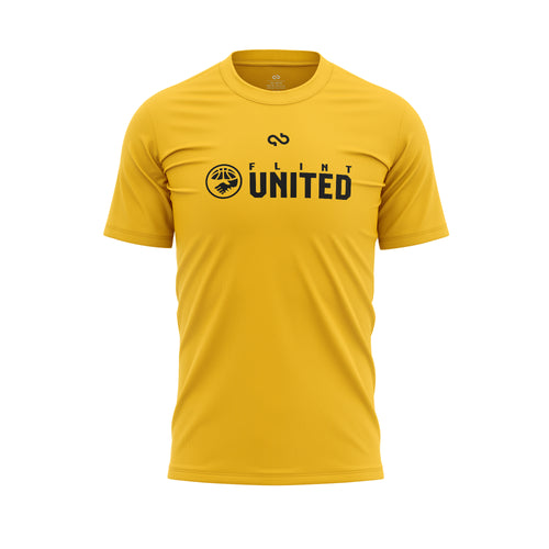 Flint United Sideline Shirt